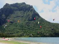 Kite Le Morne
